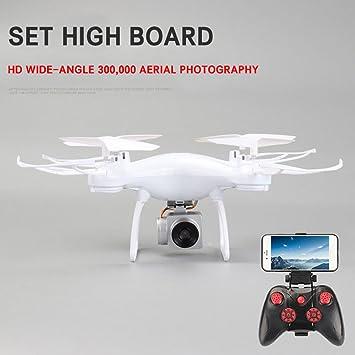 Amazon com: Hanbaili Upgraded RC Quadcopter Drone With 720P