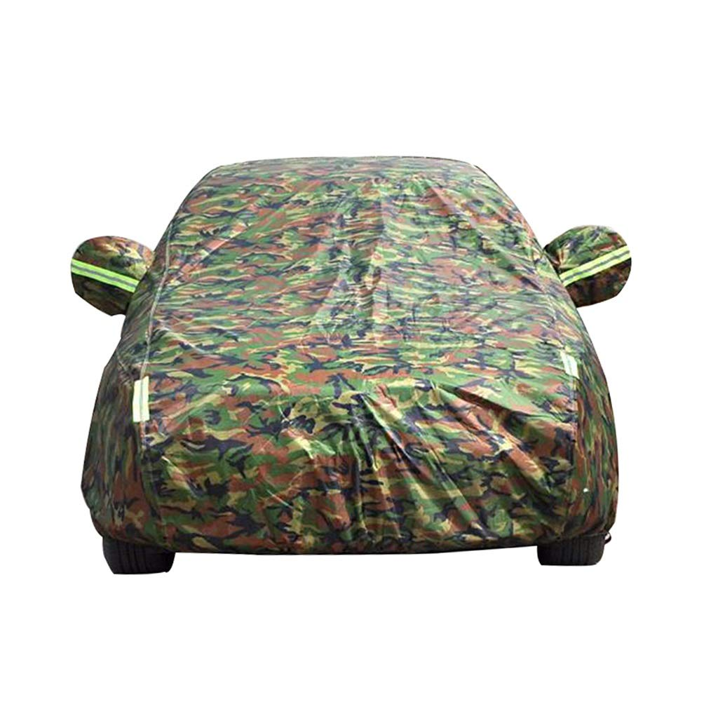 SAN_X Car Cover MG Oxford Cloth Car Cover Sunscreen Insulation Thickening Sunscreen Cover Car Cover (Color : MG 6)