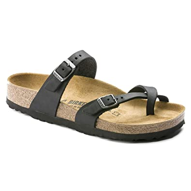5091a6472 Birkenstock Mayari Sandals 5 B(M) US Women Black
