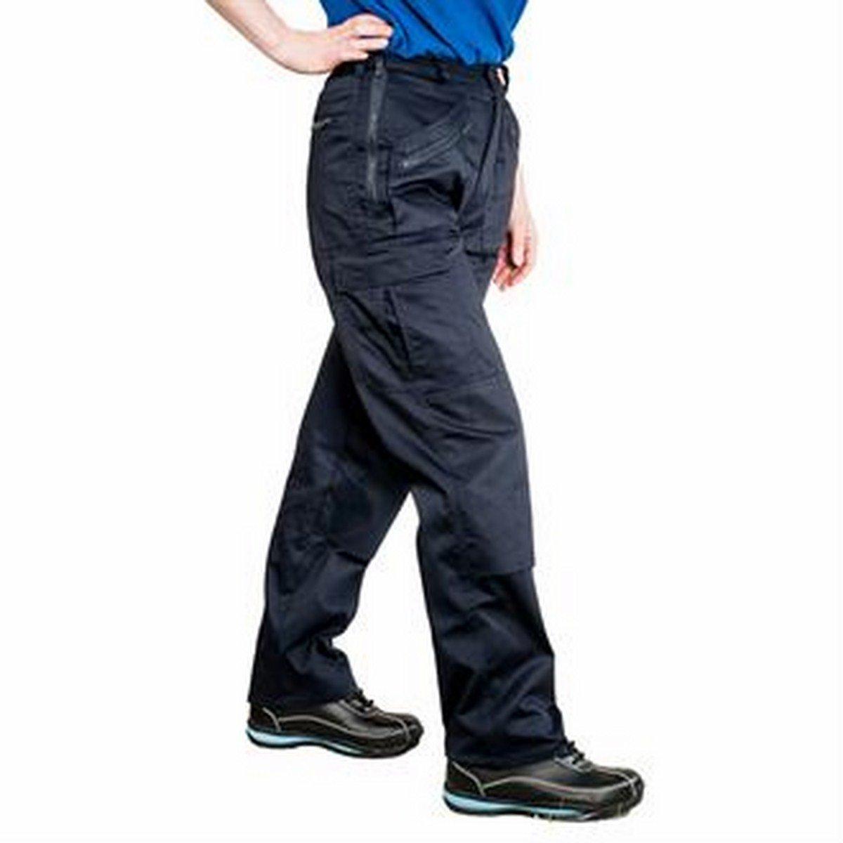 De la mujer pantalones de acción (S687)