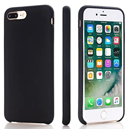 Amazon.com: iPhone 7 Plus Funda, jdbruian Gel de silicona ...