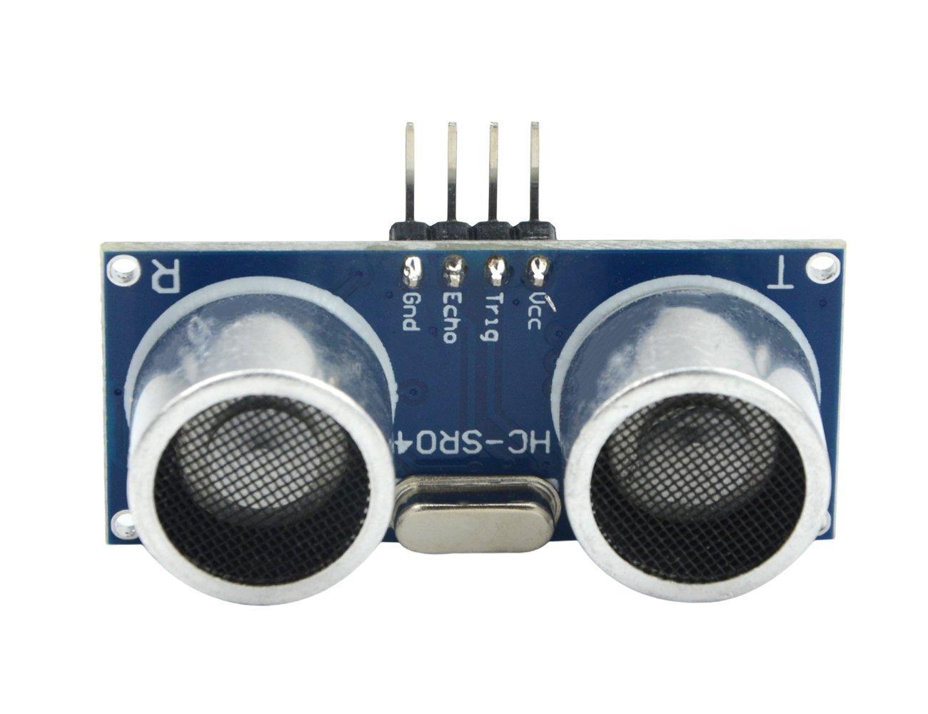 HiLetgo® 5pcs HC-SR04 Ultrasonic Sensor Distance Module for Arduino UNO MEGA2560 Nano