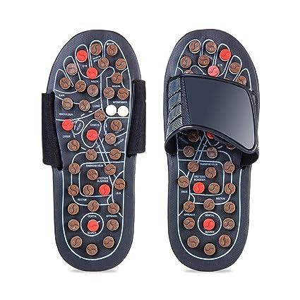 158a08b3770 Amazon.com  Aolvo Massaging Slippers