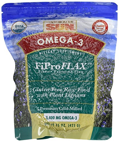 Flax Seed FiProFlax Bio-EFA, 15 oz, Health from The Sun