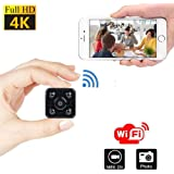 New 4K wifi mini camera with stable APP control with nightvision