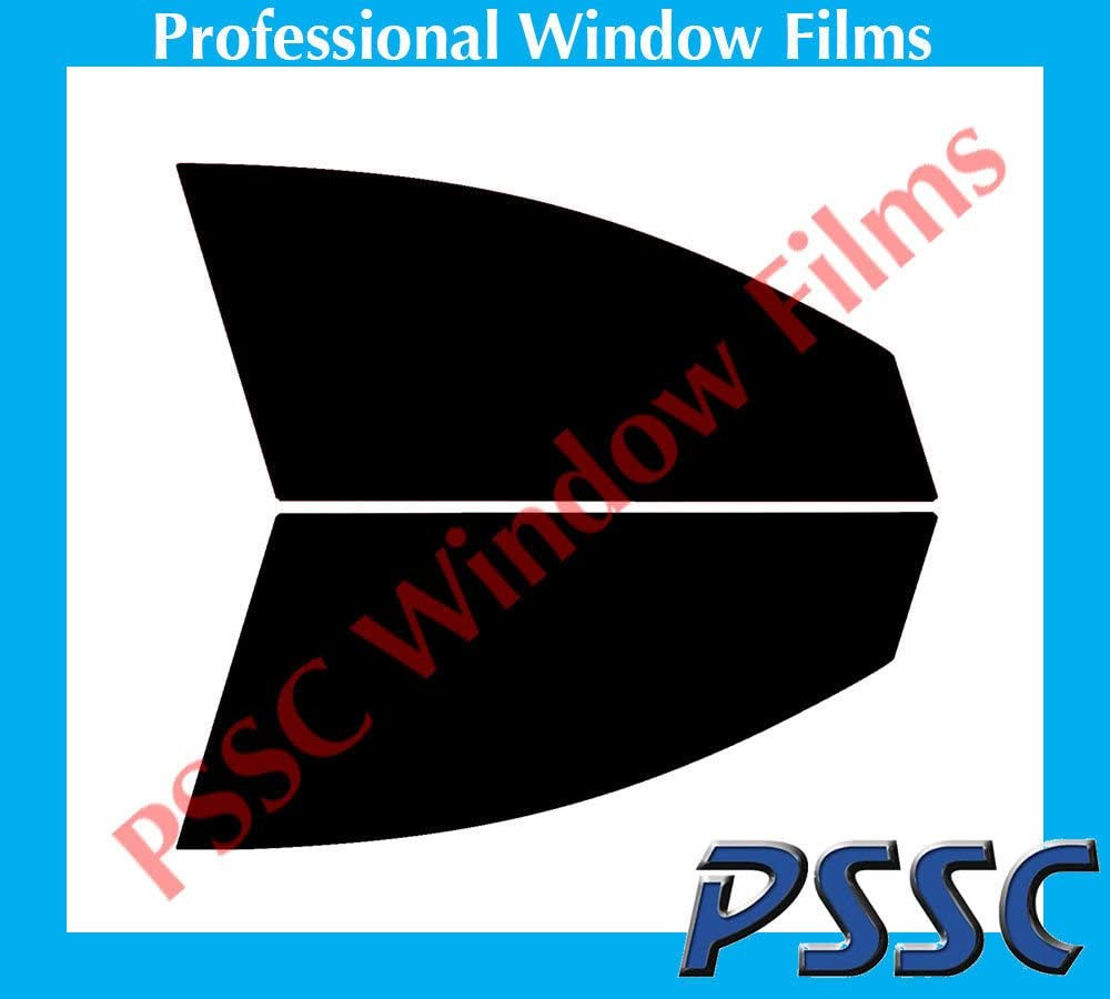 PSSC Pre Cut Front Car Window Films for Volvo S40 Saloon 2004 to 2016 70/% Very Light Tint