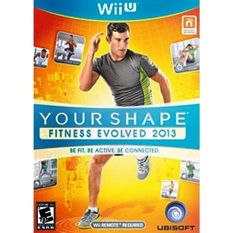 Ubisoft Your Shape Fitness Evolved 2013 - Juego (Wii U ...