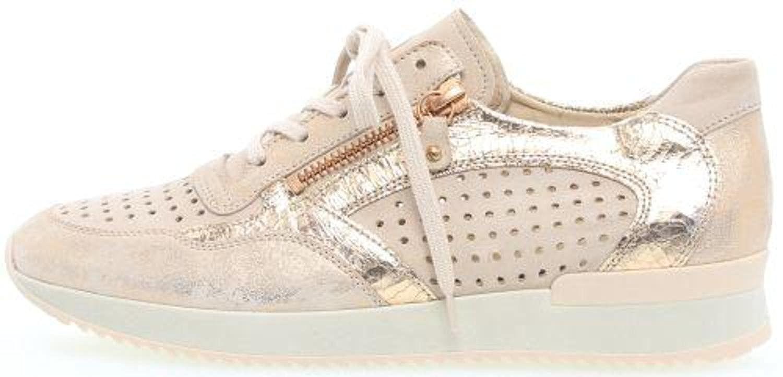 Gabor Sneaker low 84.421.14 rosa Billige Fälschung Heiß slLiTxQ