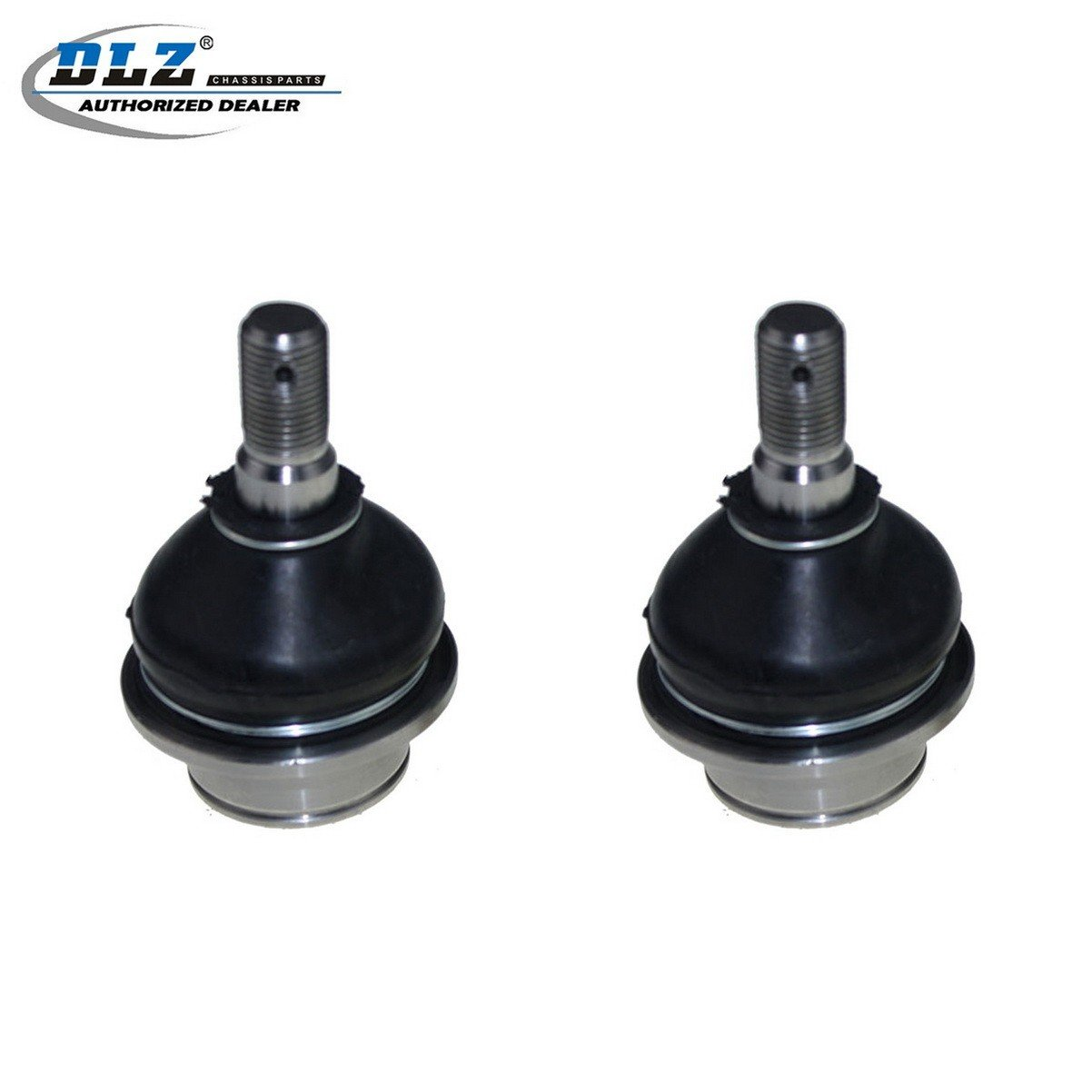 DLZ 2 Pcs Front Suspension Kit-2 Front Lower Ball Joint K8695T Compatible with 1998 1999 2000 2001 Ford Ranger Ford Explorer Mazda B2500 B3000 B4000 Mercury Mountaineer
