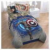 Marvel Captain America Sheet Set Twin Size Sheets