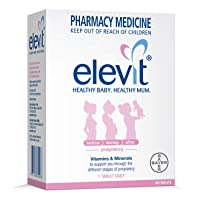 Elevit TAB with Iodine 100s Standard Shipping
