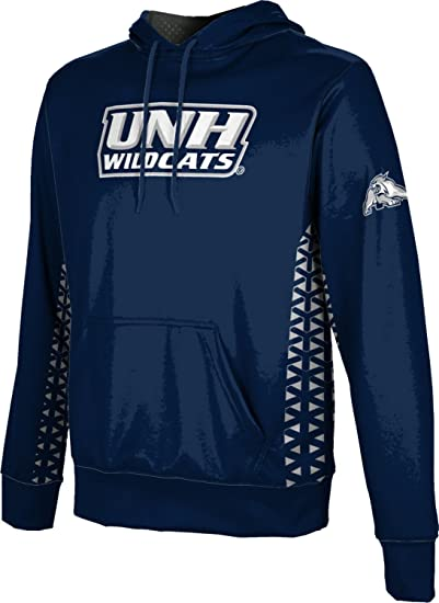University of New Hampshire Girls Zipper Hoodie School Spirit Sweatshirt Game Time