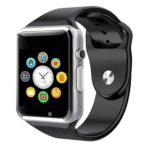 Austec 2016 Nueva de Bluetooth A1 Smart Watch wristphone Reloj Deportivo Para Apple iPhone 6 Samsung