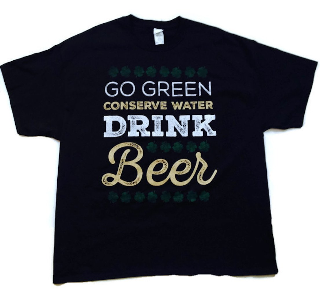 Go Green St Patrick S Day T Shirt 6568