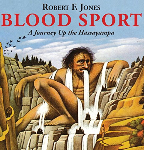 Blood Sport: A Journey Up the Hassayampa by Audible Studios