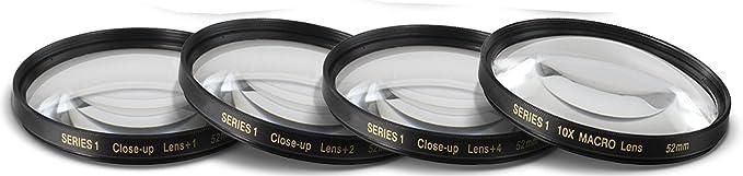 Polarizador CPL 52mm para Canon EF-S 24mm f//2.8 STM EF 400mm f//2.8l IS II USM