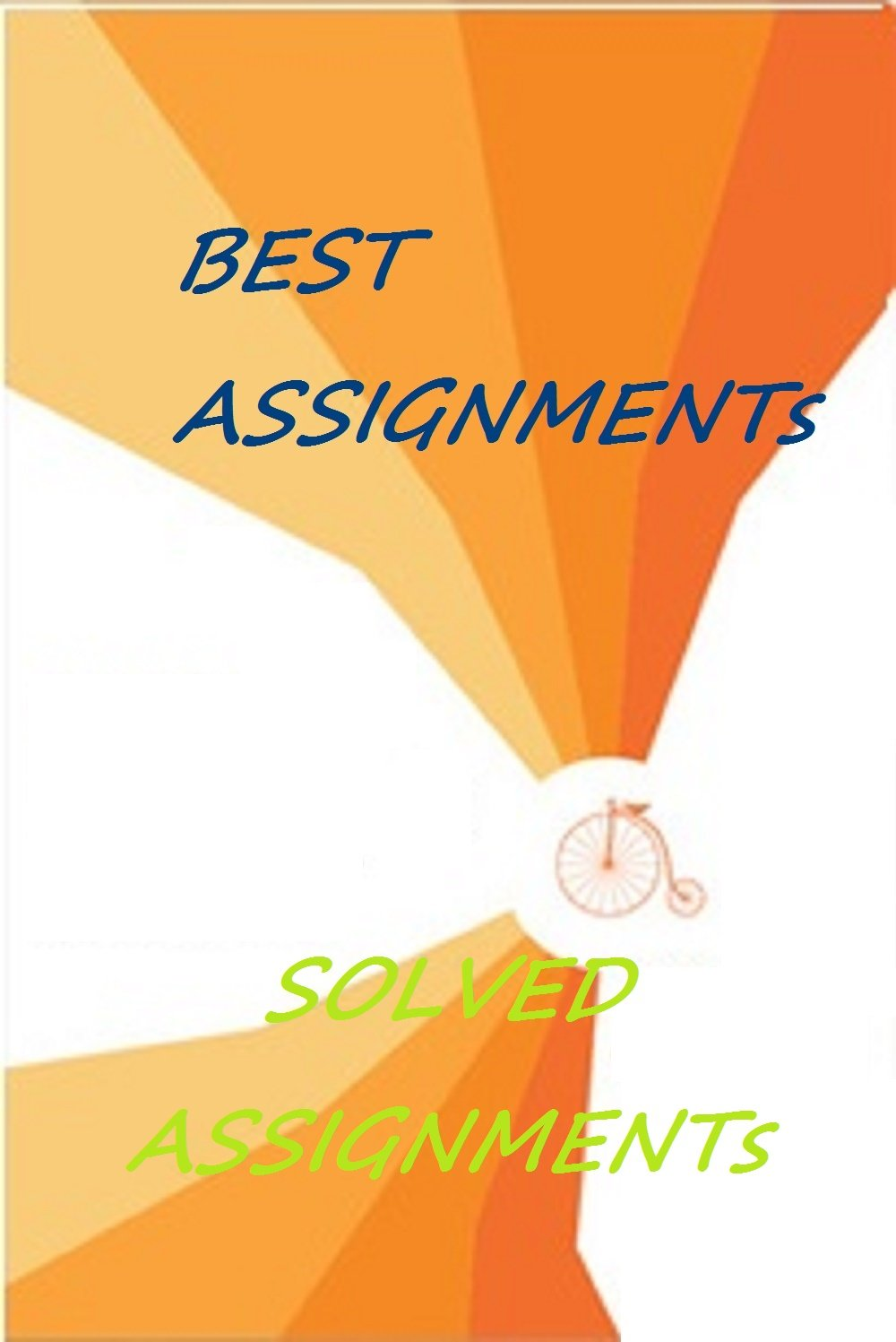 Amazon in: Buy LSE-02-solved assignments Book Online at Low