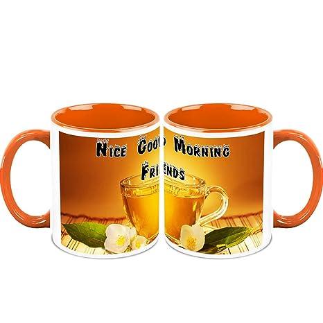 Buy Homesogood Good Morning Friend Coffee Mugs 2 Mugs Online At