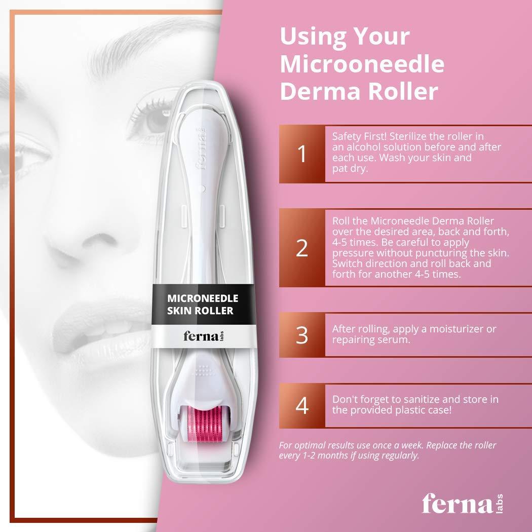 microneedle skin roller