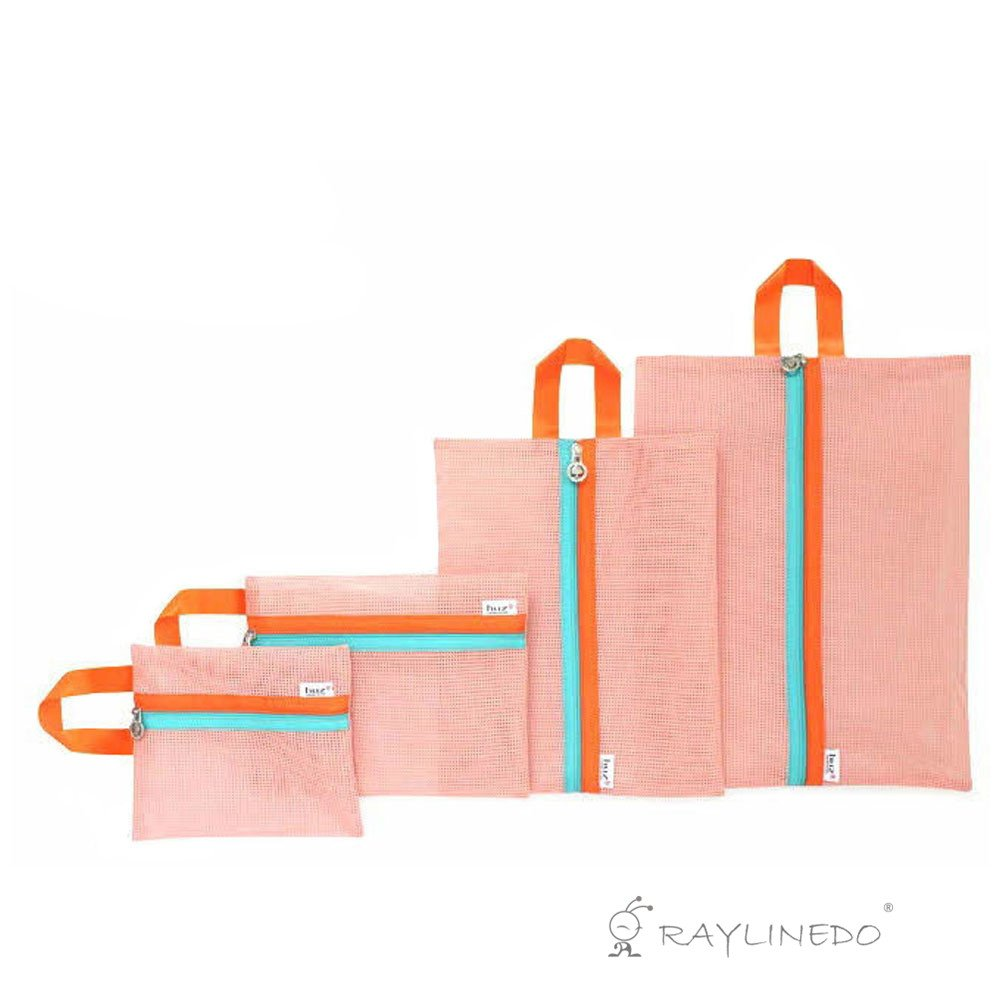 RayLineDo Travel Essentialバッグinバッグ布靴旅行スタッフアクセサリストレージオーガナイザーファミリバッグ営業で設定 B01FNKQ6RM