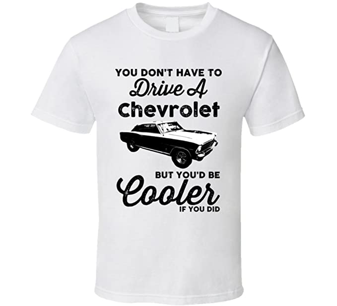 1966 Chevrolet Chevy Ii Nova Ss 327 V8 Turbo You Would Be Cooler If You Did