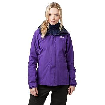 Berghaus Hillwalker Gore-Tex chaqueta para mujer impermeable y versátil púrpura: Amazon.es: Deportes y aire libre