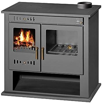 Estufa de leña estufa chimenea para sistema de calefacción ...