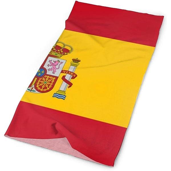 Bandera de España multifuncional al aire libre - (54x36) _169 ...