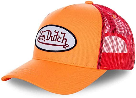 Von Dutch Mujeres Gorras/Gorra Trucker Neon: Amazon.es: Ropa y ...