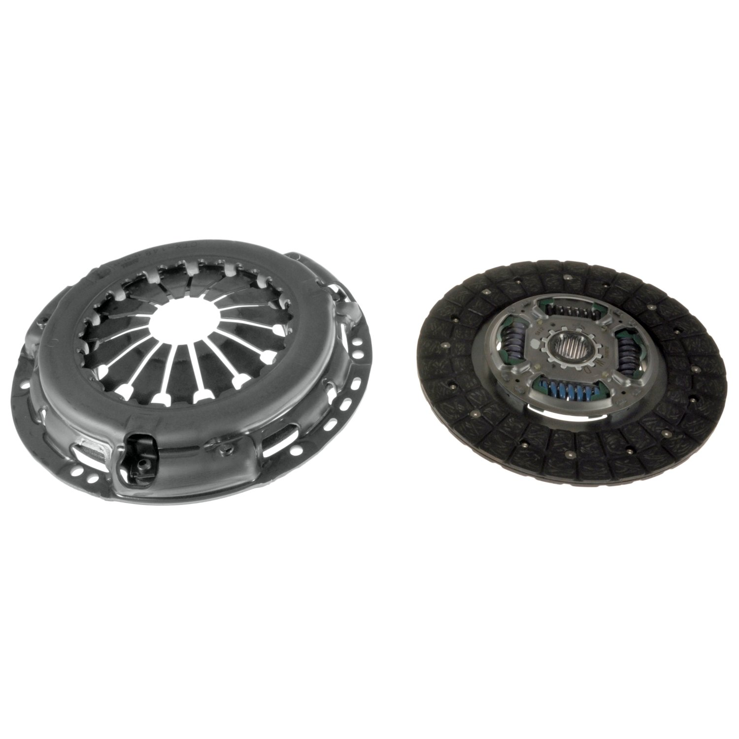 pack of one Blue Print ADM53076 Clutch Kit