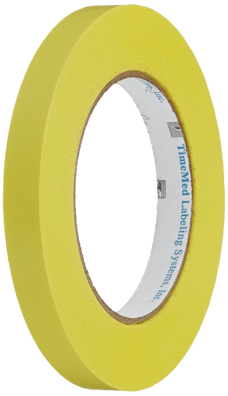 Neolab/2 6121 Labelling Tape 13 mm Width, 55 m Length, Yellow 55m Length 2-6121