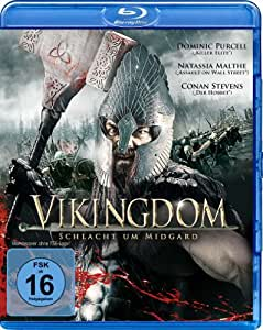Vikingdom - Schlacht um Midgard [Alemania] [Blu-ray]: Amazon ...