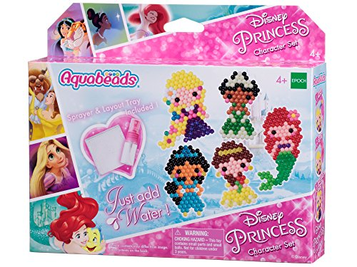 Halloween Perler Bead Designs - Aquabeads Disney Princess Character