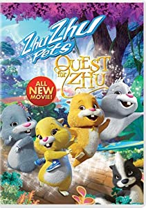 zhuzhu pets quest for zhu mariah wilkerson shannon chan kent ian james corlett. Black Bedroom Furniture Sets. Home Design Ideas