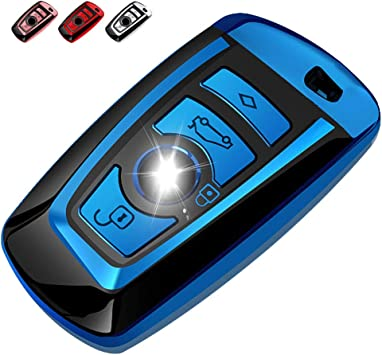 Keyless Entry Remote Control Key Fob Cover Case Protector For BMW X3 X4 M5