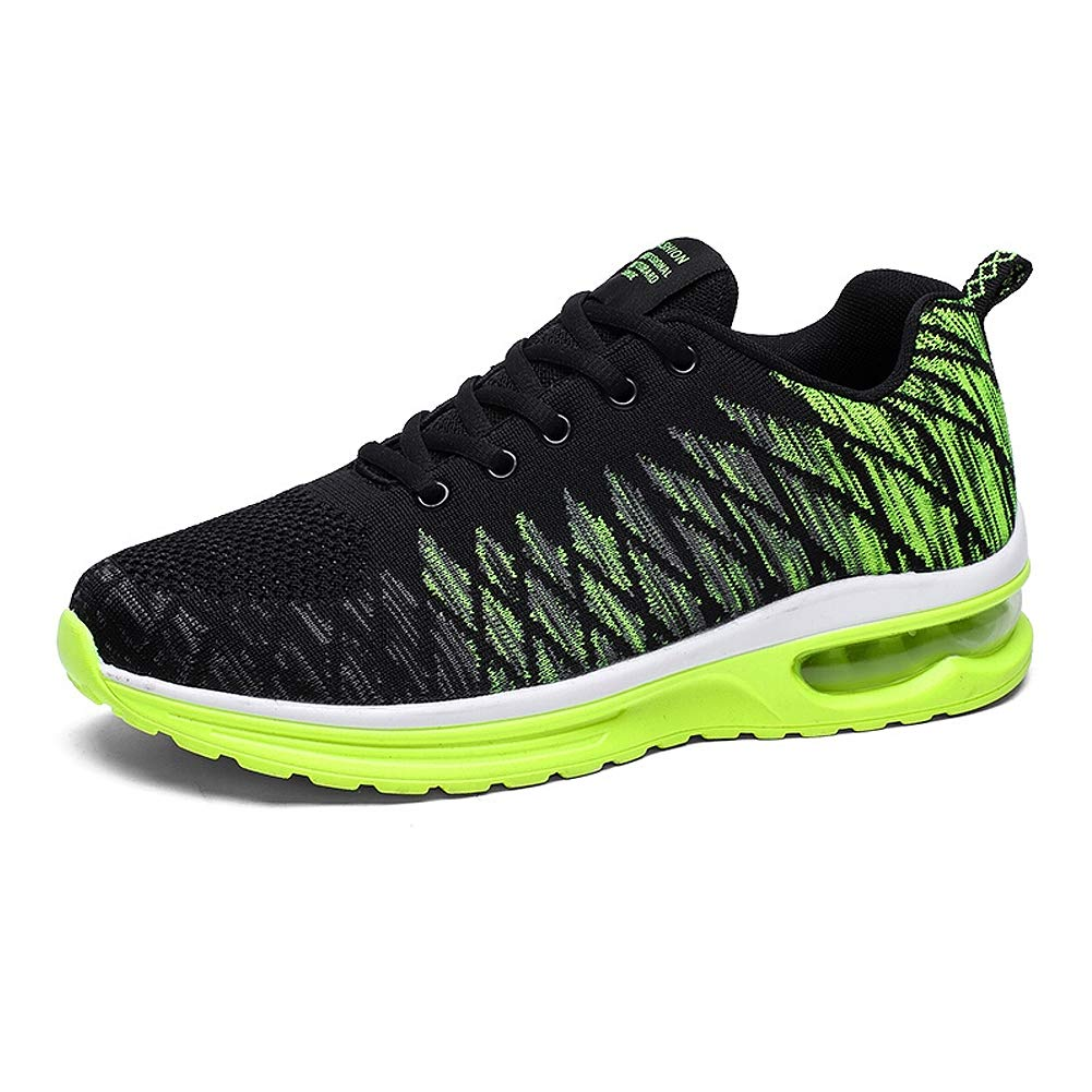 04c2df49632 Kivors Mens Womens Girls Running Trainers Gym Fitness Sneaker Sports  Jogging Shoes Shock Absorbing Size Air Walking Trainers  Amazon.co.uk  Shoes    Bags