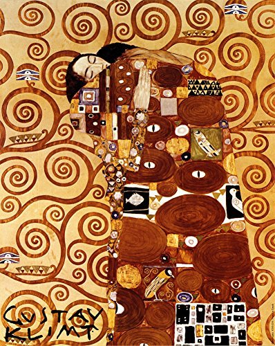 - EuroGraphics Fulfillment, Stoclet Frieze, c.1909 Poster by Gustav Klimt 16 x 20in
