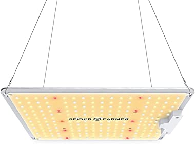 Spider farmer LED grow light