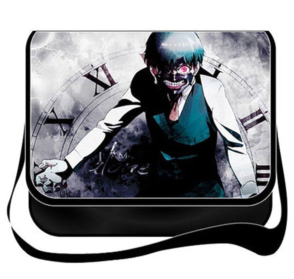 Gumstyle Tokyo Ghoul Anime Cosplay Handbag Messenger Bag Shoulder School Bags