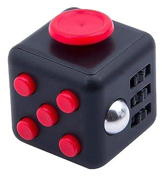 Relief 1 PCS Adults Stress Cubes Fidget Cube Children Desk Toy Vinyl Desk Toy