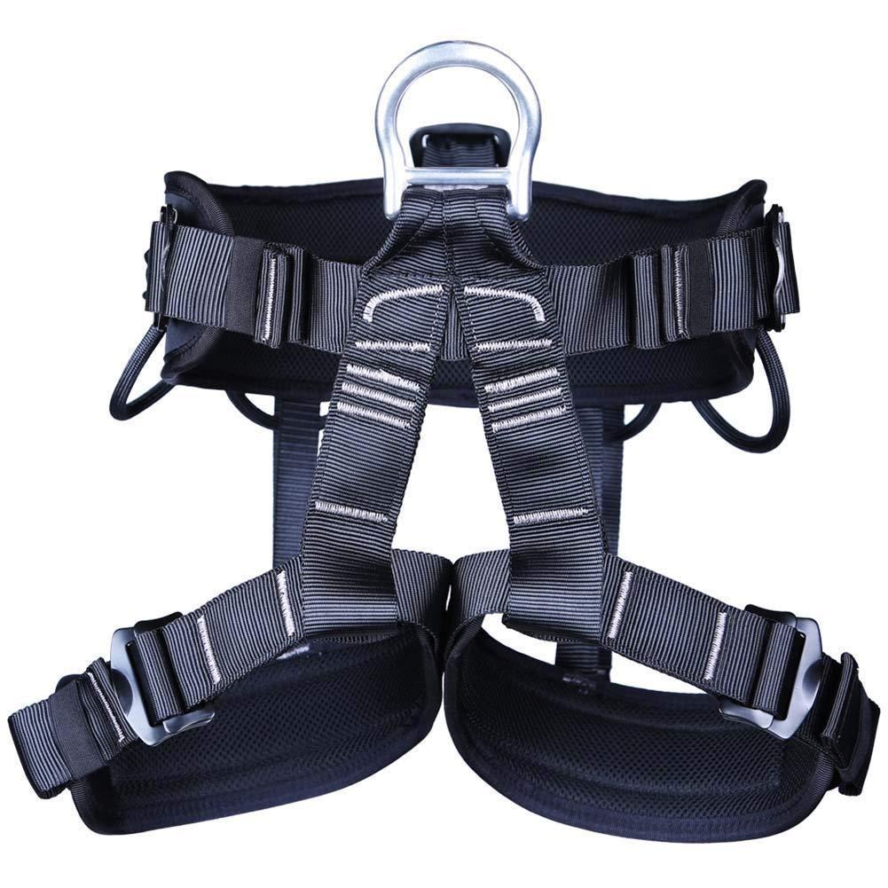 YDXYZ Arnés de escalada más amplia Versión de la cintura Cinturón ...