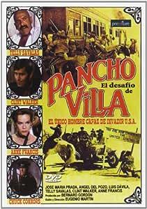 El desafío de Pancho Villa [DVD]