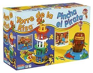Falomir - Pincha El Pirata Y Torre De La Risa 32-7777