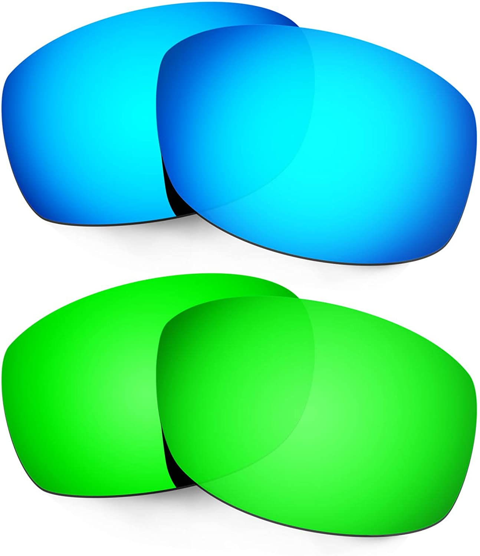 3 pair Hkuco Plus Mens Replacement Lenses For Costa Zane