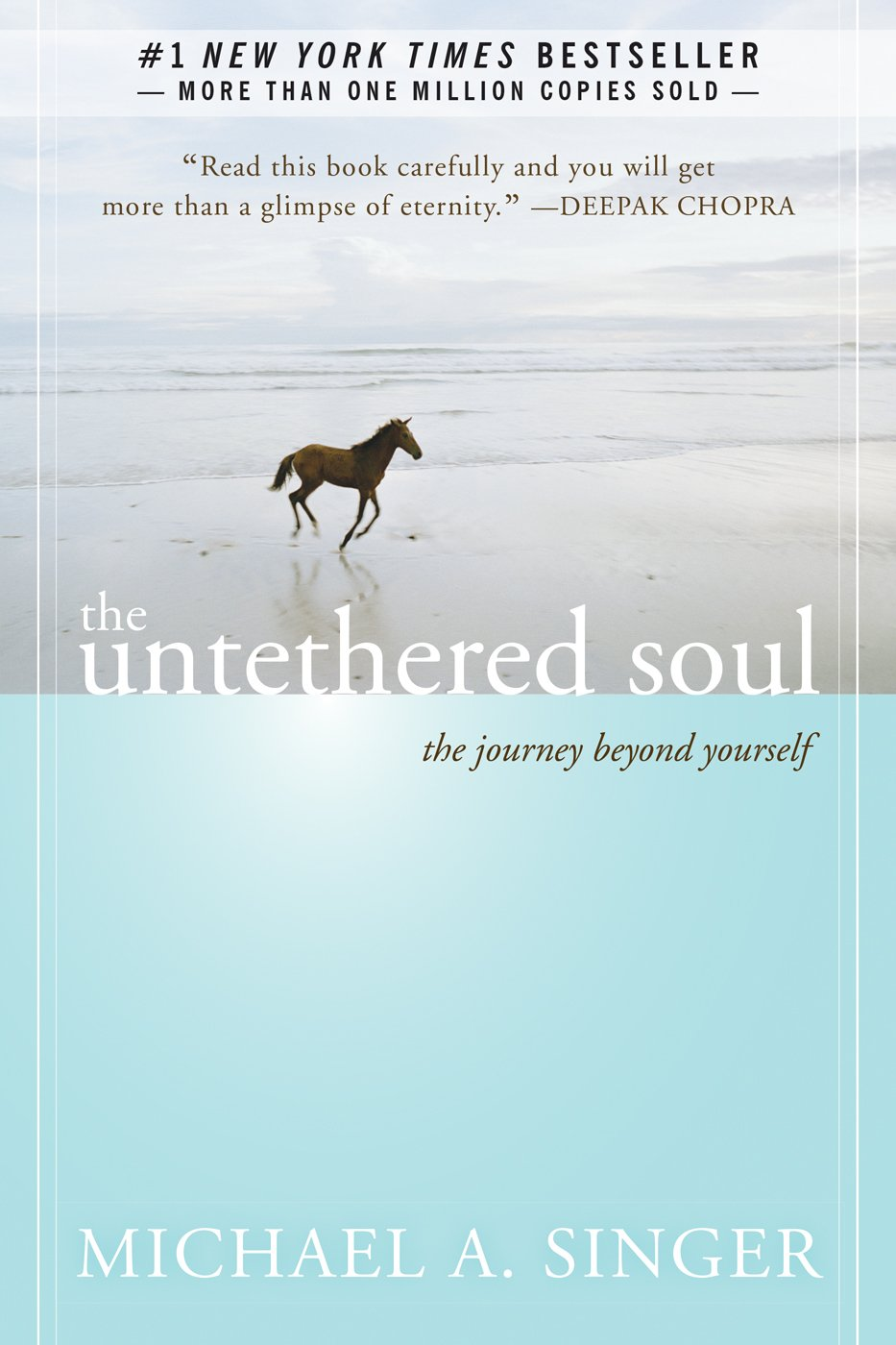 The Untethered Soul: The Journey Beyond Yourself: Michael A ...