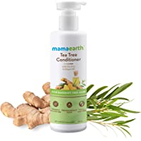 Mamaearth Anti Dandruff Conditioner, With Tea Tree & Ginger Oil, For Dandruff Free Hair 250ml
