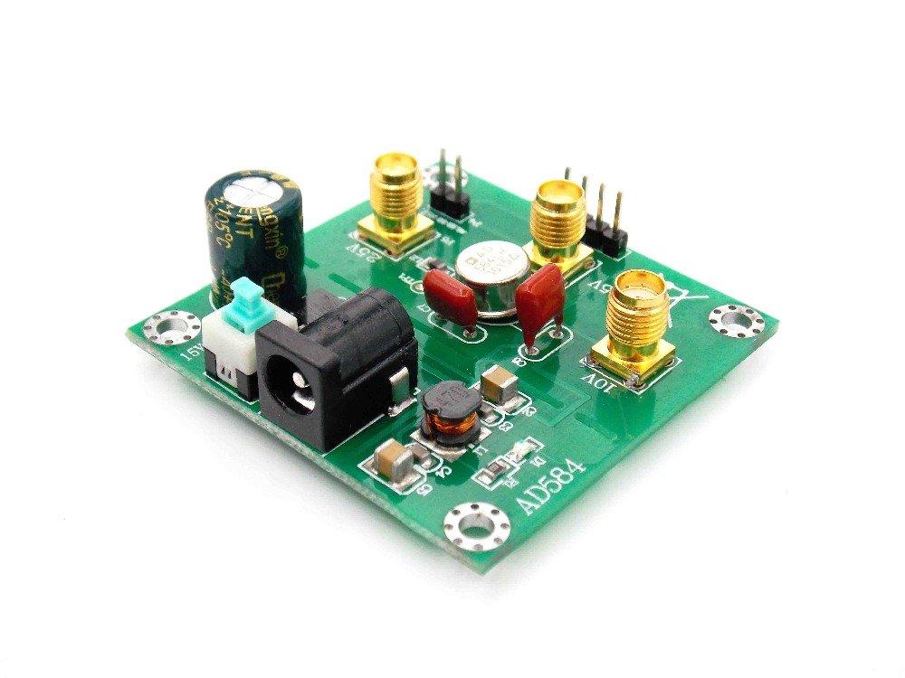 AD584 2.5V 5V 7.5V 10V High Precision Voltage Reference Module Reference Sources