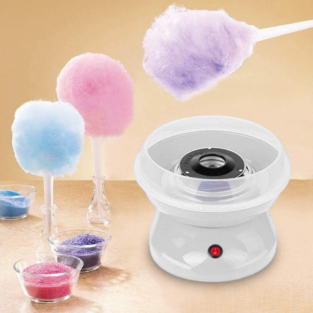 NOBRAND Máquina de algodón Candy Candy Candy Candy Maker Retro ...
