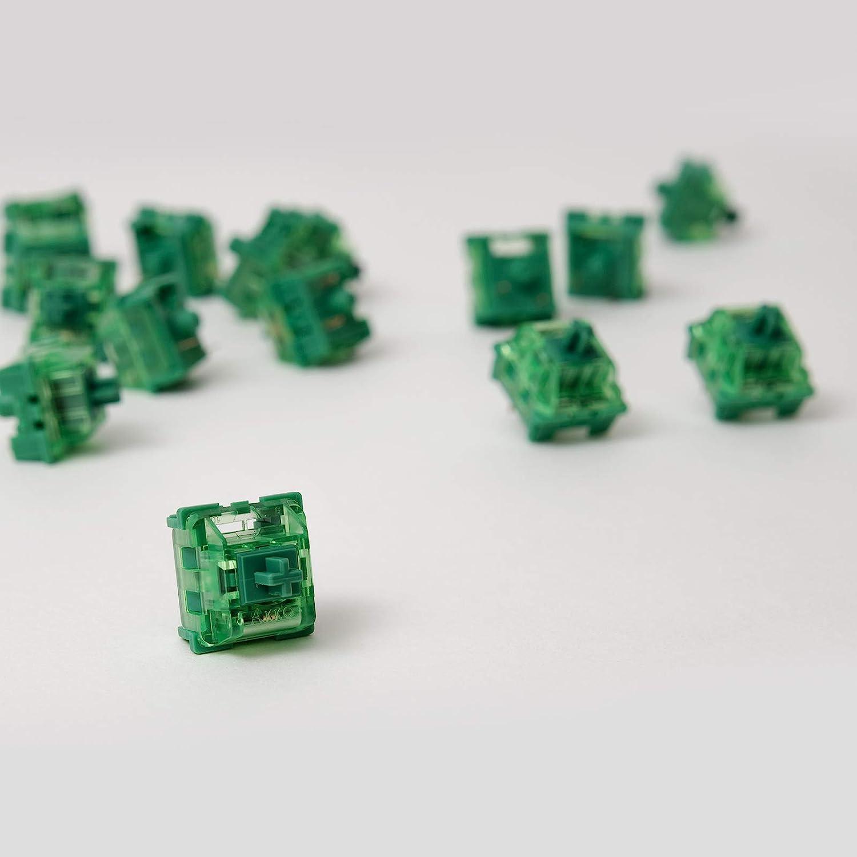 Akko CS Matcha Green switch