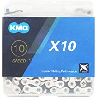 KMC 9/10/11 Speed Bicycle Chain,116 Link Bike Chain,KMC Cycle Chain for Most Bicycles,Cycling,MTB,Road Bike